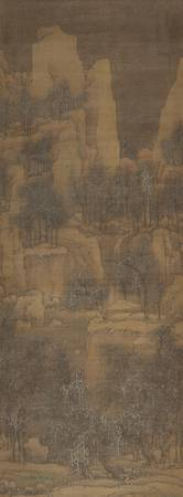 After Lan Ying (1585-about1660)~Piled Snow Deep in