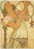 Alphonse Mucha~Untitled