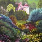 """Scotney Castle"" by FineArtbyACarnesecchi"
