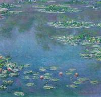 Claude Monet~Water Lilies