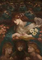 Dante Gabriel Rossetti~The Blessed Damozel