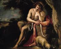Diego Polo the Younger~St. John the Baptist