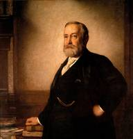 Eastman Johnson~Benjamin Harrison