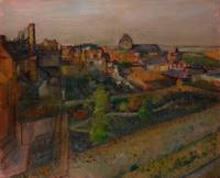 Edgar Degas~View of Saint-Valéry-sur-Somme
