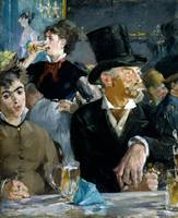 Edouard Manet~At the Cafe