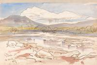 Edward Lear~Vjose, 1230 p.m., 16 April 1857