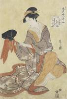 Eishi~Fashionable Representations of the Six Poeti