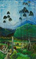 Emily Carr~Trees in the Sky