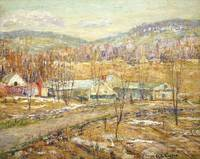 Ernest Lawson~End of Winter