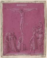 Fra Angelico~Crucifixion