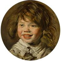 Frans Hals~Laughing Boy