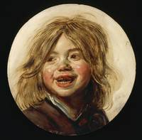 Frans Hals~Laughing Child