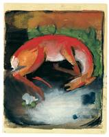 Franz Marc~Killed Dear
