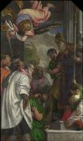 Paolo Veronese~The Consecration of Saint Nicholas