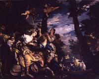 Paolo Veronese~The Rape of Europe