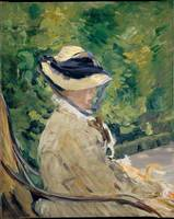 Édouard Manet~Madame Manet (Suzanne Leenhoff, 1830