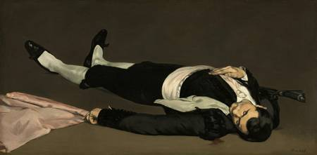 Édouard Manet~The Dead Toreador
