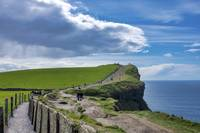 Cliff of Moher Coastal walk