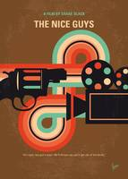 No1180 My The Nice Guys minimal movie poster