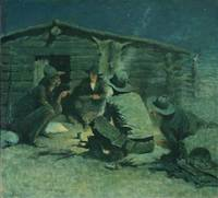 Frederic Remington~Untitled (posssibly The Cigaret