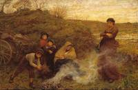 Frederick Walker~The Vagrants