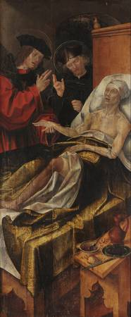 Garcia Fernandes~St. Cosme and St. Damian