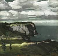 George Bellows~Three Rollers
