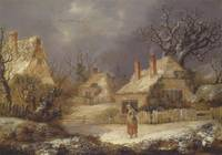 George Smith~A Winter Landscape