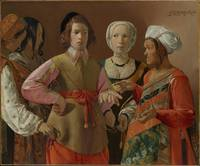Georges de La Tour~The Fortune-Teller