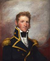 Gilbert Stuart~Commodore Thomas Macdonough