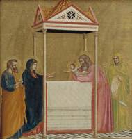 Giotto~The Presentation of the Christ Child in the