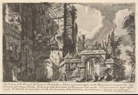 Giovanni Battista Piranesi~View of the arches of t