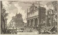 Giovanni Battista Piranesi~View of the Fountainhea