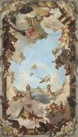 Giovanni Battista Tiepolo~Wealth and Benefits of t