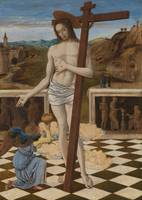 Giovanni Bellini~The Blood of the Redeemer