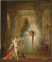 Gustave Moreau~The Apparition (2)