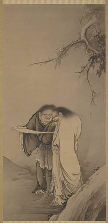 Hashimoto Gahō~The Chinese Taoist Immortals, Han-s