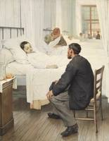 Henri Geoffroy~Visit day at the Hospital
