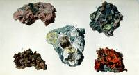 Henry Bone~Philip Rashleigh's mineral collection i