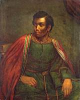 Henry Perronet Briggs~Ira Aldridge as Othello