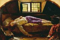 Henry Wallis~The Death of Chatterton