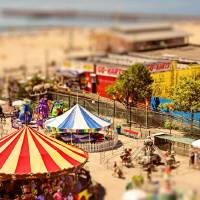 Coney Island of the Mind Art Prints & Posters by Peter Manzari