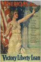 Howard Chandler Christy~Americans all! Victory Lib