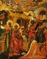 Iconographer of The Armoury Chamber.~Nativity