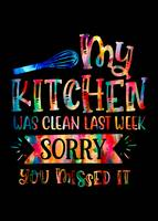 Missed Clean Kitchen