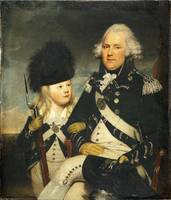 James Earl~William Jarvis with his son Samuel Pete