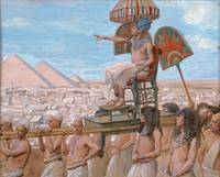 James Tissot~Pharaoh Notes the Importance of the J