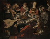 Jan Cornelisz Vermeyen~The Marriage at Cana