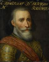 Jan van Ravesteyn~Portrait of Francisco Hurtado de
