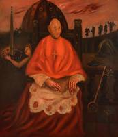 Scipione~The Dean of the College of Cardinals